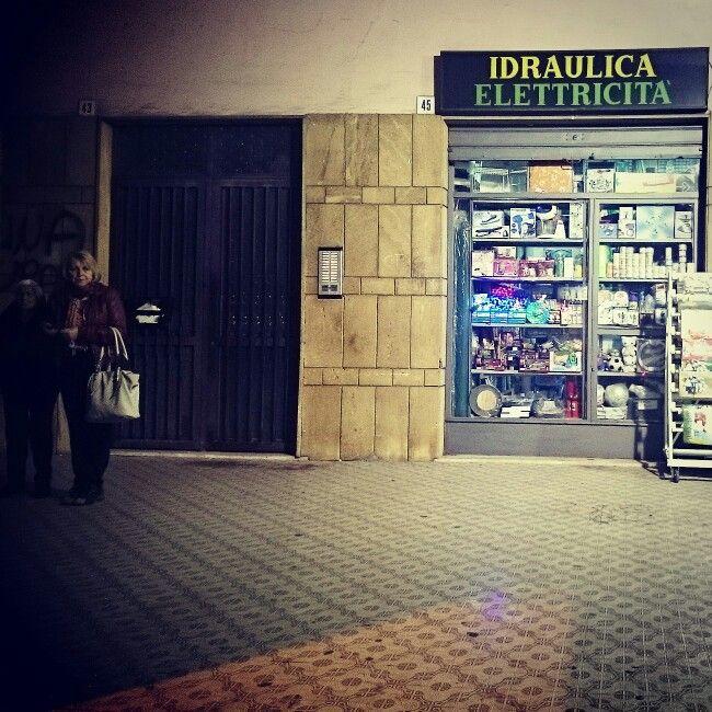 Serate elettrizzanti, Catania