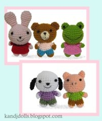 blog with loads of free amigurimi patterns