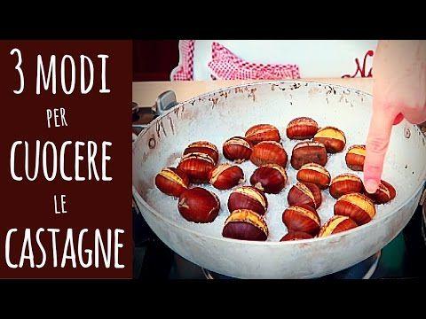 Δείτε πώς θα ψήσετε τα κάστανα στον φούρνο μικροκυμάτων (Βίντεο) - LIVE TV GREECE