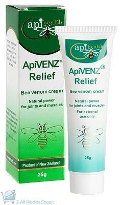 Relief Cream - ApiVENZ  - Api Health- 25gms | Shop New Zealand
