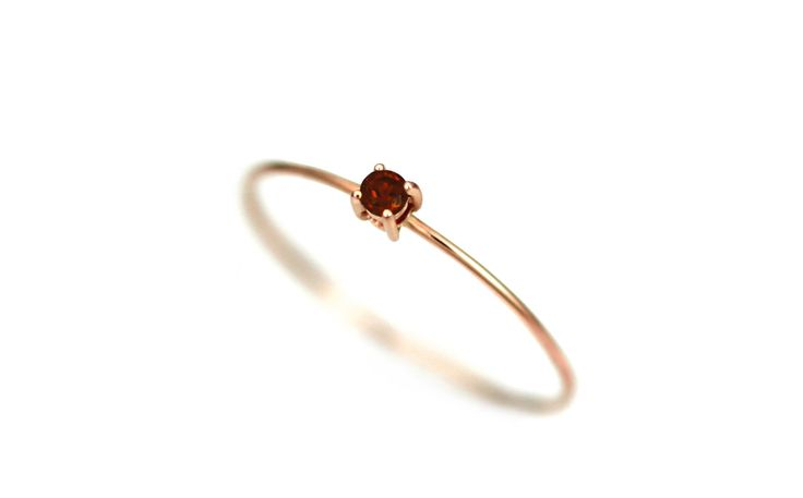 Garnet Ring Gold, Garnet Ring, Natural Garnet, Simple Garnet Ring Engagement, January Birthstone Ring, 14k Solid Gold, Mothers Rings, Garnet by BlissjJewellery on Etsy https://www.etsy.com/listing/253005050/garnet-ring-gold-garnet-ring-natural