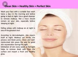 5 Simple Tips To Having A Great Skin http://www.ortintin.com/2018/03/5-simple-tips-to-having-great-skin.html  Eat fruit and vegetables daily Fruit and vegetables contain powerful antioxidants that help to protect skin from damage. You should eat fruit and vegetables like carrots sweet potatoes and pumpkin. They are important for normal skin cell development and healthy skin tone.  Healthy fat Healthy fats found in avocados oily fish nuts and seeds provide essential fatty acids which act as a…