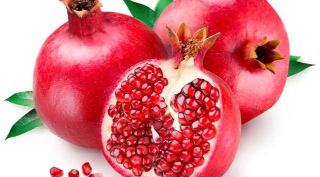 Pomegranate / Biji delima / Punica granatum