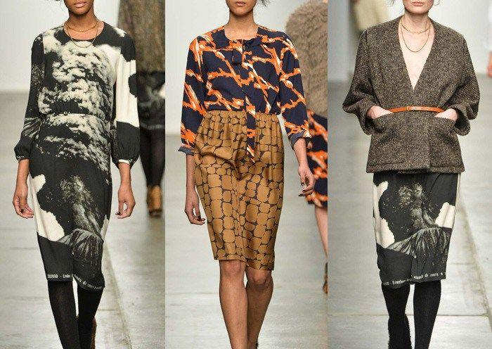 new york fashion week apresenta as estampas do inverno. Black Bedroom Furniture Sets. Home Design Ideas