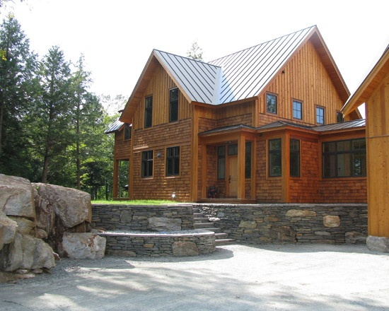 1000 images about siding ideas on pinterest mountain - Exterior wall decorations for house ...