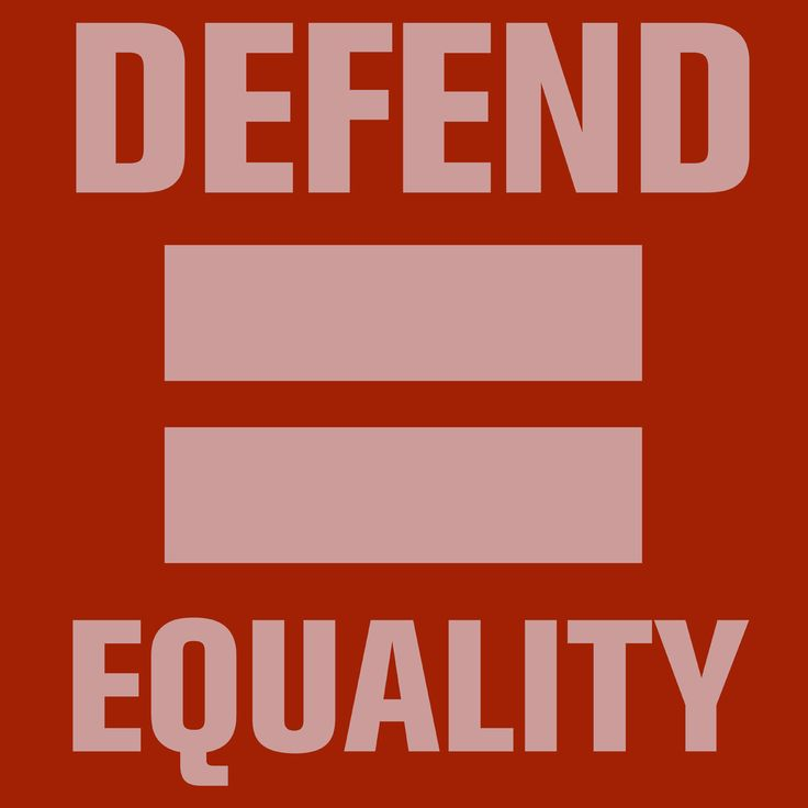 Defend Equality - OTEP