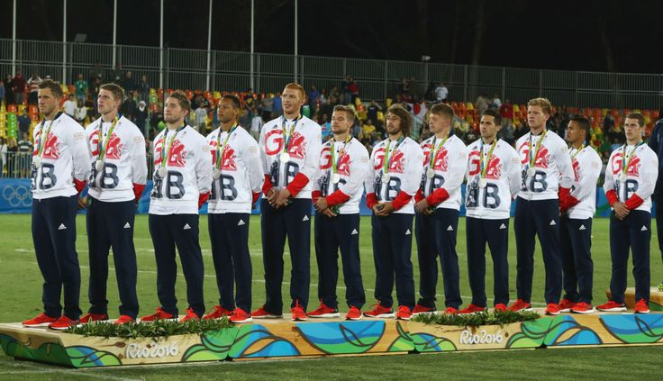 Men's rugby sevens team: Silver (11 August)