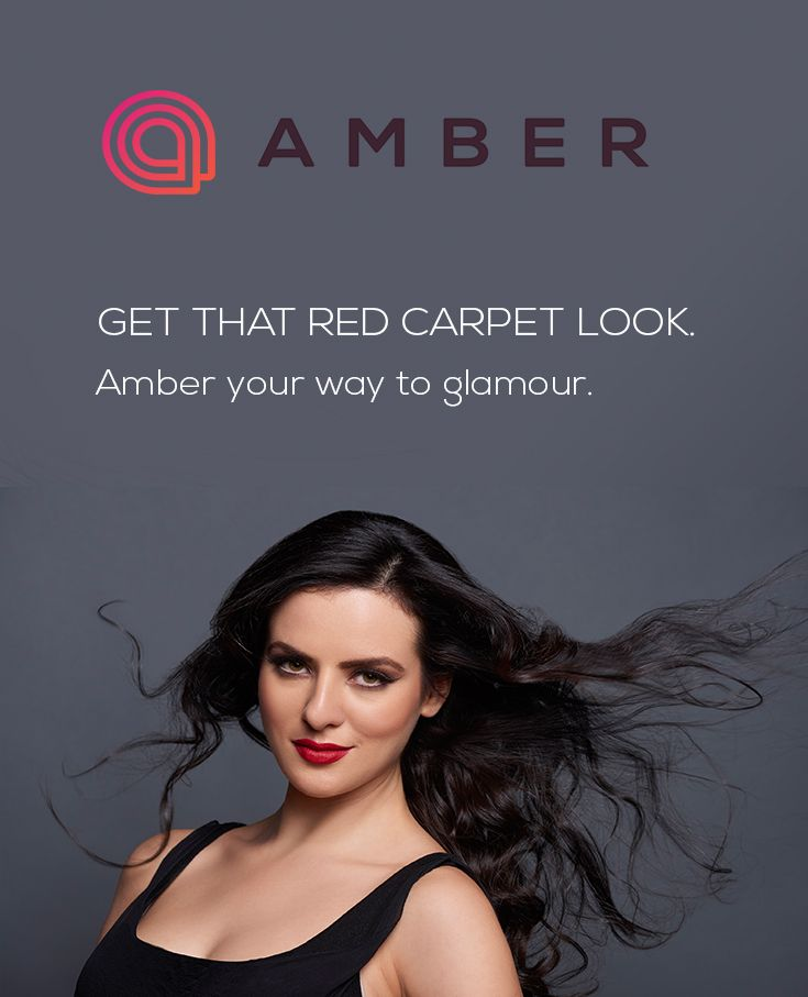 Get ready to Amber your way to glamour. Get you beta invite today at http://getamber.com