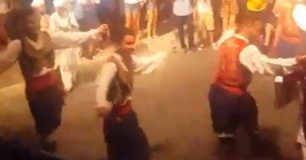 Το βίντεο που θα παρακολουθήσετε είναι απλά συγκλονιστικό. Οι Κύπριοι και οι Κύπριες που θα δείτε να χορεύουν δεν είναι…
