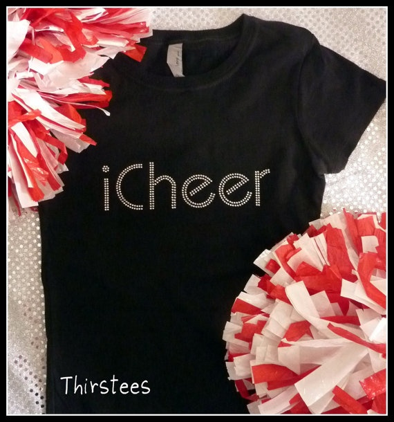 78 Best Ideas About Cheerleading T Shirts On Pinterest