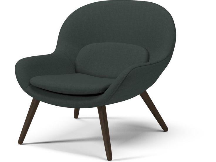 Lenestol - Komfortable og elegante lenestoler i skinn og stoff - Bolia