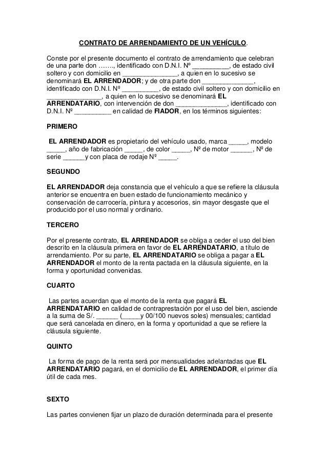Alquileres Formulario: Notificación por reparaciones en contrato de ...