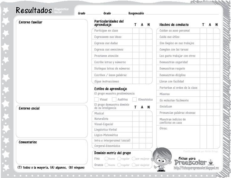 Un blog con actividades para imprimir, divertirse y aprender en preescolar.