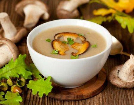 Сливочный соус с грибами - рецепты. Как правильно приготовить сливочный соус с грибами.