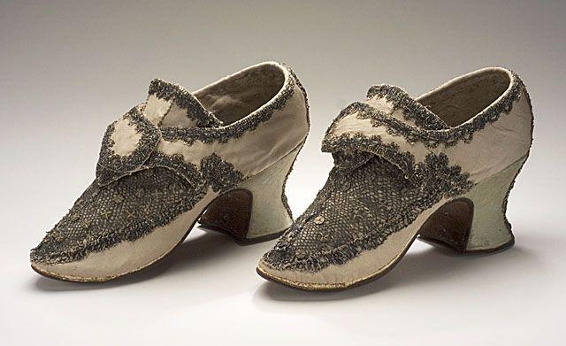 Photos Of Original Women S Colonial Shoes