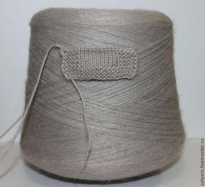Вязание ручной работы. Ярмарка Мастеров - ручная работа. Купить LANIFICIO DEL OLIVO Nuage альпака, шерсть, акрил. Handmade.