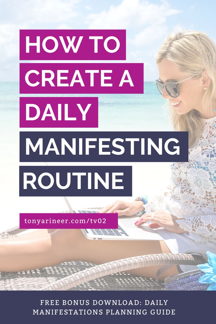 Manifesting is all about vibration and aligning your