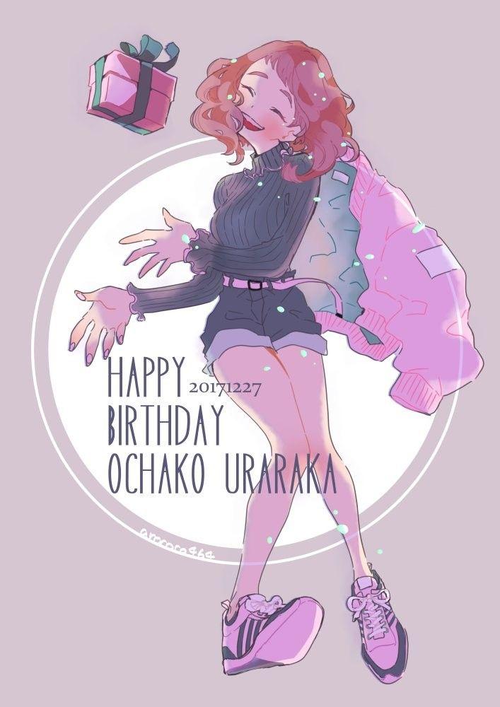 Uraraka Ochako's Birthday [12.27]