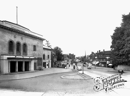 The Dorking Halls 1936, Dorking
