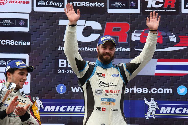 TCR International Series. Thailand. Race 2.