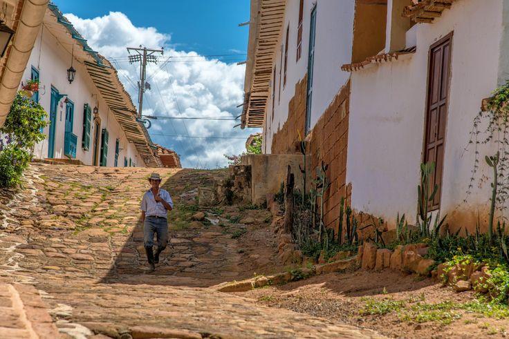 Barichara Santande Colombiar Foto Mario Mejia on 500px