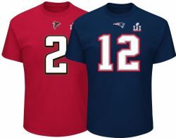 NFL Men's Super Bowl LI 51 Jersey T-Shirt for $25  free shipping #LavaHot http://www.lavahotdeals.com/us/cheap/nfl-mens-super-bowl-li-51-jersey-shirt/169299?utm_source=pinterest&utm_medium=rss&utm_campaign=at_lavahotdealsus