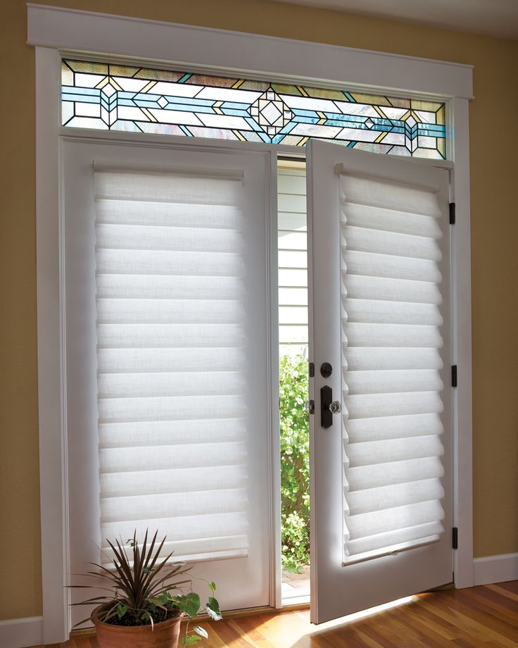 164 best hunter douglas images on pinterest blinds for Door window shades blinds