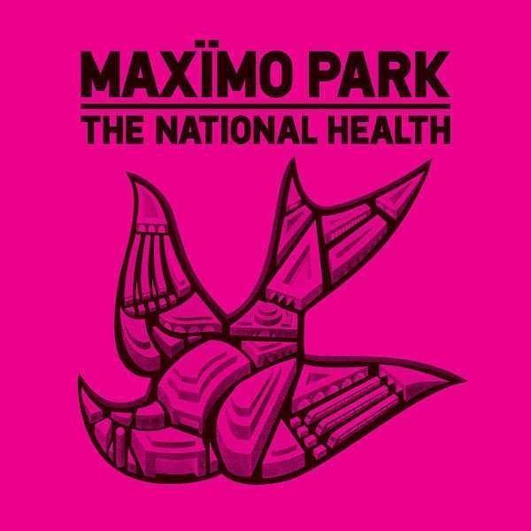 Maximo Park: The National Health: The National, Album Covers, Parks Album, Maxïmo Parks, New Music, Album Artworks, Maximo Parks, June 11Th, National Health