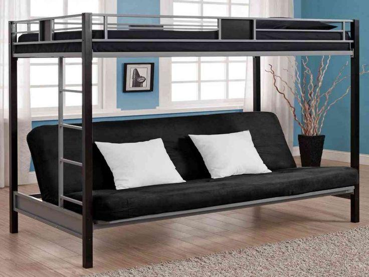 25 best ideas about Futon bunk bed on Pinterest Dorm bunk beds