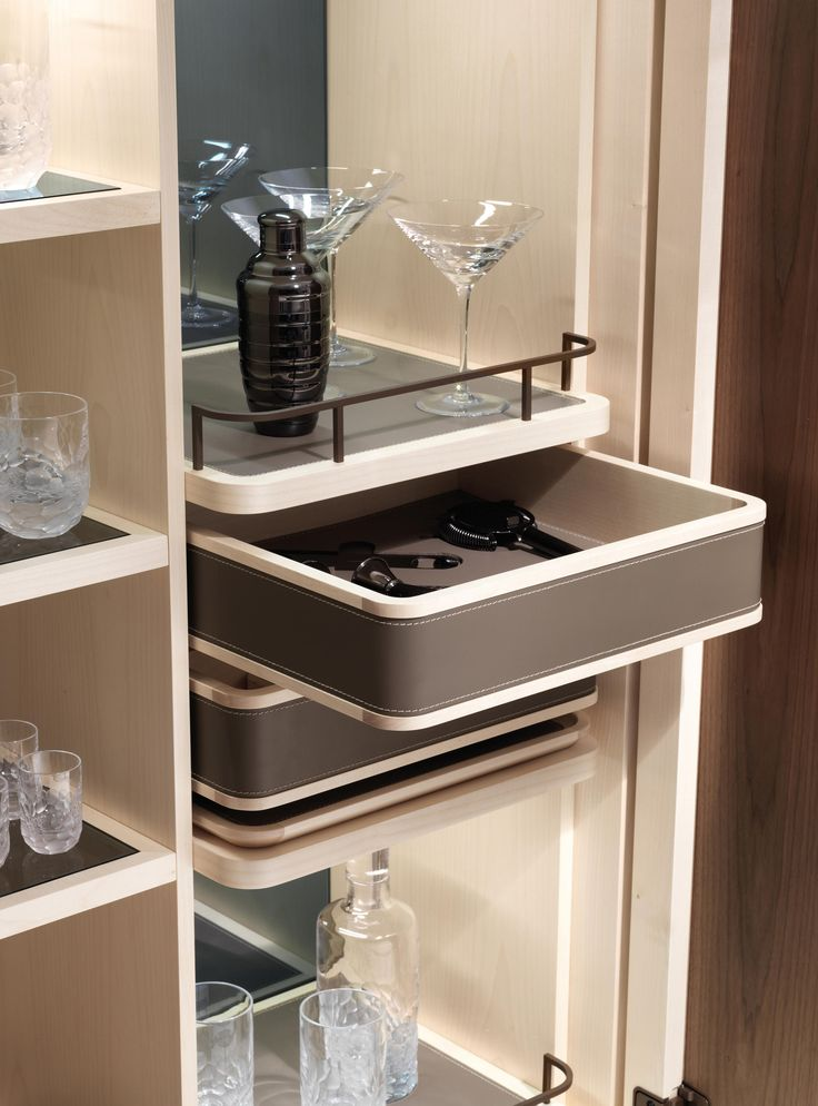 Moore Cabinet Designer Drinks Cabinets From Giorgetti