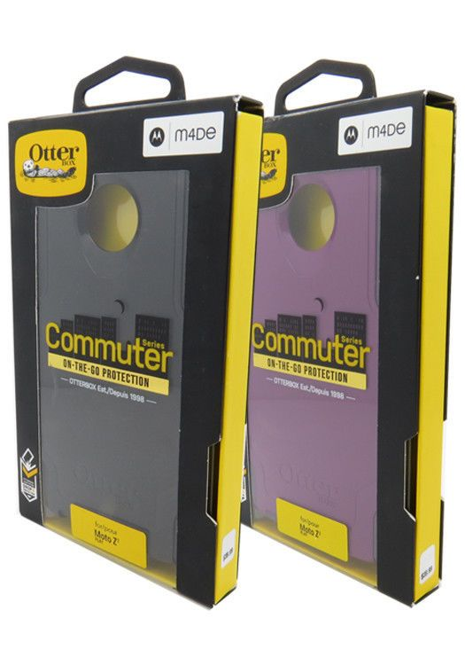 new styles c0499 47d64 New oem Otterbox Commuter Series Case for the Motorola Moto Z2 Play ...