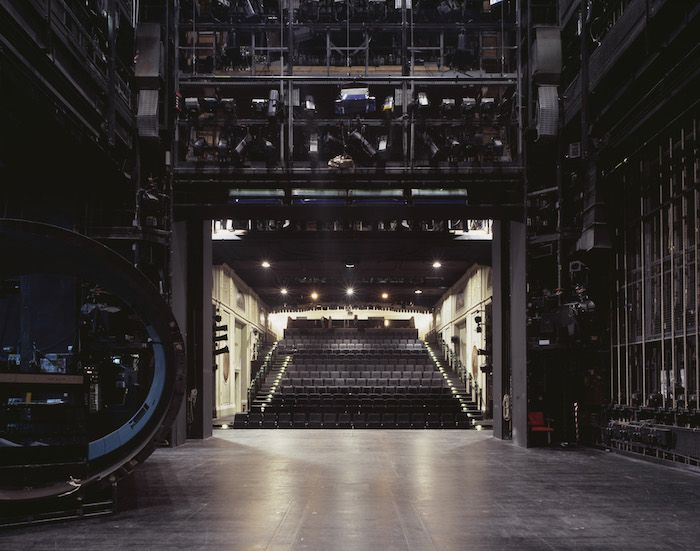Klaus Frahm Takes Photos Of Theaters From The Stage – iGNANT.de