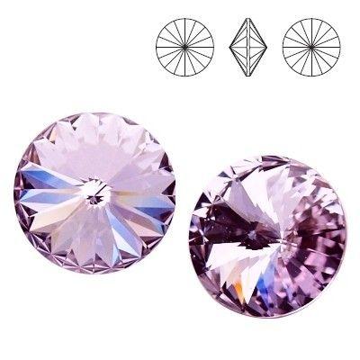 1122 Rivoli SS39 Violet F 2pcs  Dimensions: diameter 8,16-8,41 mm Colour: Violet F 1 package = 2 pieces