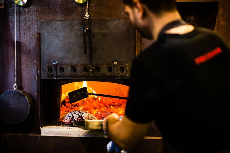 Firedoor restaurant in Surry Hills fuses both food and fire to create an amazing fine dining experience in Sydney, the likes Australia has not experienced before