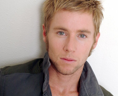 If T.E.P were a movie I would imagine Greg Cipes to voice Zach Evans, one of my characters.