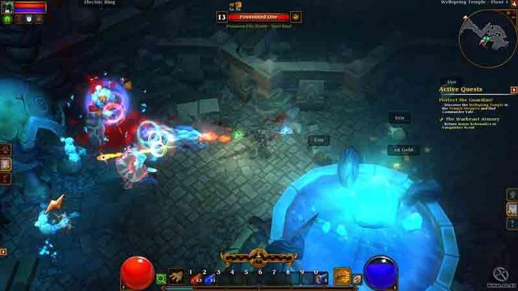 Torchlight 2 (2012) Full PC Game Free Download At latesthacksandtricks.blogspot.com