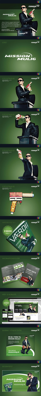 Mission Mulig - Kampagne for Renosyd by Masters Reklame, via Behance #mastersreklame