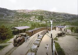 Ffestiniog Rail Way - Stay @ Garreg Goch Caravan Park