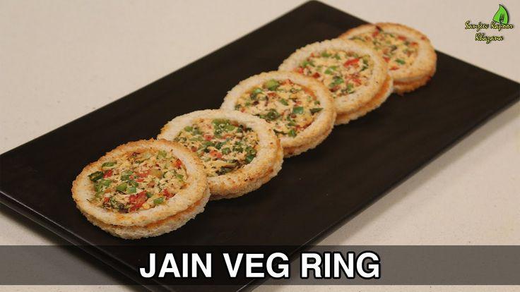 Jain Veg Ring | Jain Recipes | Sanjeev Kapoor Khazana