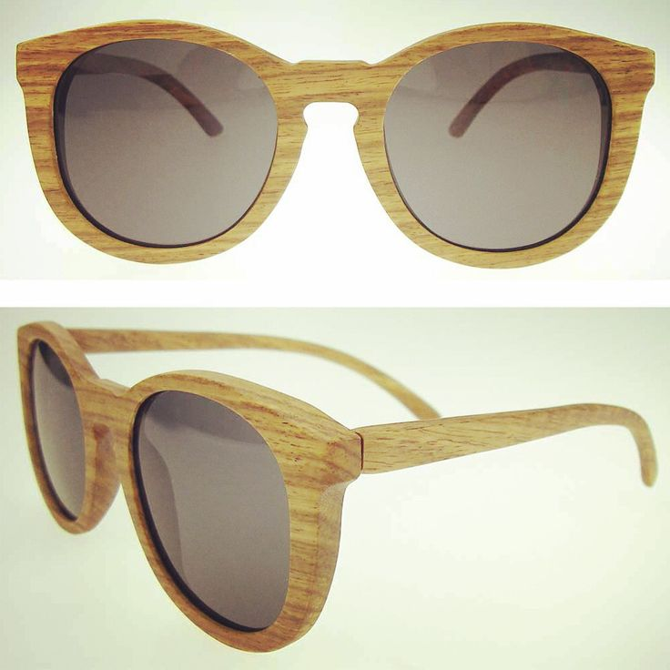 Round wooden sunglasses coming soon to ixshop on etsy!