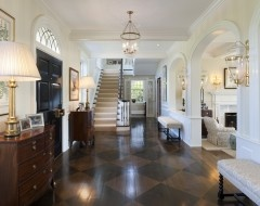 Wow. What an entrance!  traditional entry by Archer & Buchanan Architecture, Ltd. via Houzz