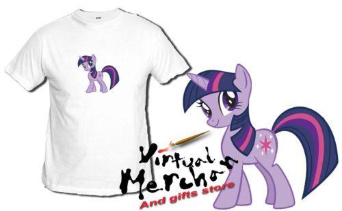 Camiseta my little pony twilight sparkle sola tshirt t for My little pony twilight sparkle shirt