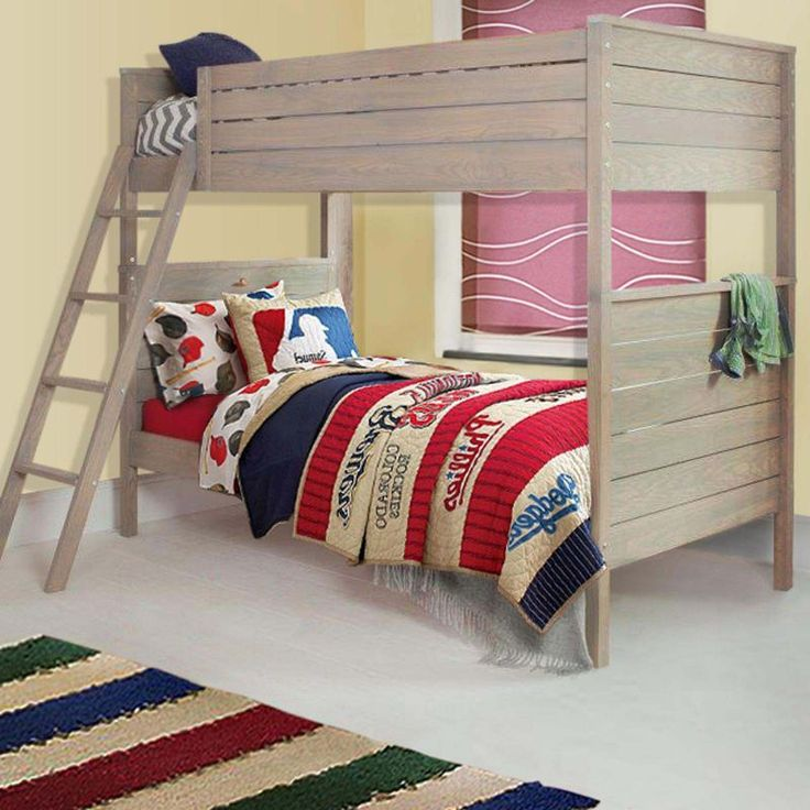 The heritage and beautiful grain of ash wood only compliments the sturdiness and performance of the solid wood legs and rails. Cool and stylish in equal measure these bunks are a magical kingdom for rest and play or substantial single beds in their own right.