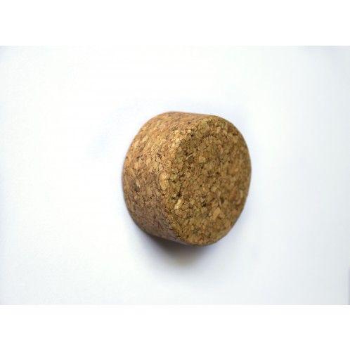 Round Large Knopp – Oljad Presskork – Pålsson & Aronson #presskork #knopparikork #knoppar