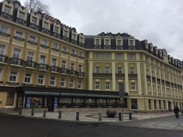 Karlovy Vary building
