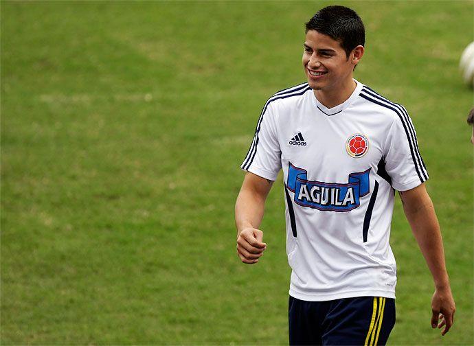 Mónaco tasa a James Rodríguez en 75 millones de euros, según prensa española #YoCreo en #Colombia #VamosColombia   #Brasil #MundialBrasil2014 #Brasil2014