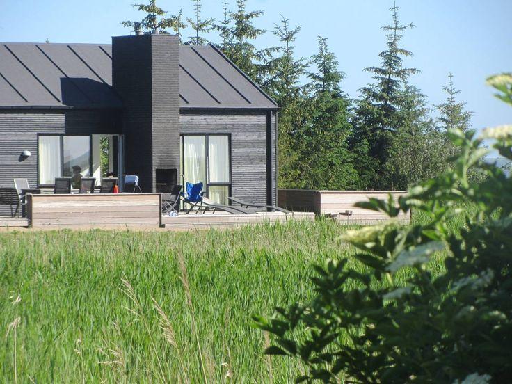 250m2 fritrdshus i bæredygtigematerialer samt som lavenergihus, Rømø