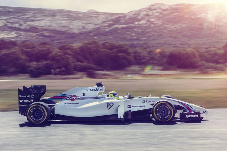 #F12014 Felipe #Massa #Williams #MartiniRacing #FW36 #formulaone