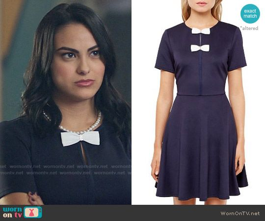 17 Best images about Riverdale Style u0026 Clothes by WornOnTV on Pinterest | Magenta dresses ...