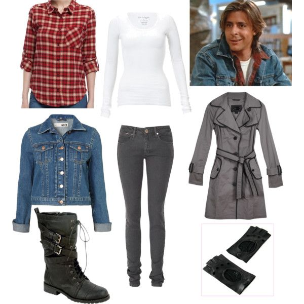"""John Bender"" by soundofinevitability on Polyvore"